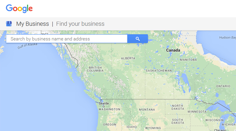 Claiming local citations in Google Business