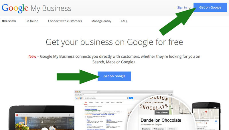 Google Business for Local Citations and Local SEO